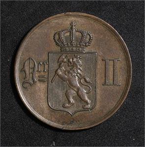 5 øre 1876 Norge 01