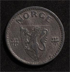50 øre 1944 Norge 01 Zink