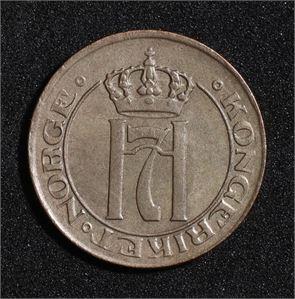 1 øre 1921 Norge 01 Kobber