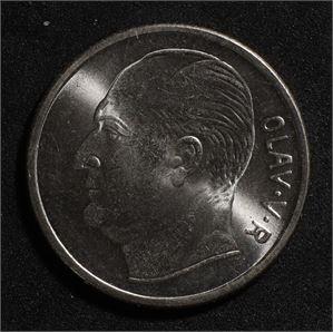 1 krone 1970 Norge 0 Pen