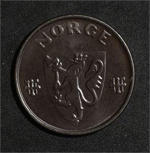5 øre 1941 Norge 0 Jern