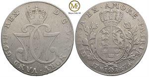 Speciedaler 1776 Christian VII. NMD.4a. Kv.1/1+